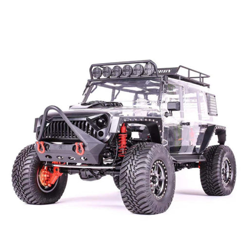 Traction Hobby Founder Ⅱ 1/8 2WD/4WD Climbing RC Car - KM4 Gate Bridge Edition - stirlingkit