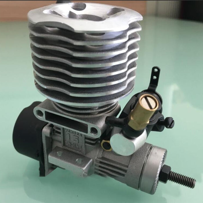 ZhongYang VX Level 15 Methanol Engine for 1:10 Vehicle Modified Generator Model - stirlingkit