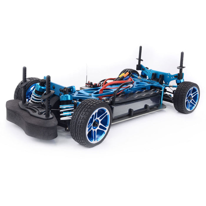 ZD Racing Pirates3 TC-10 1/10 4WD 60km/h RC Car Electric Brushless Tourning Car - stirlingkit