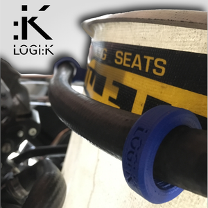 Logi:k Water Hose Support (Closed Type)