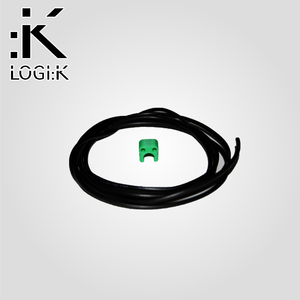 Logi:k RPM Sensor Cable with Coloured RPM Lead Clip