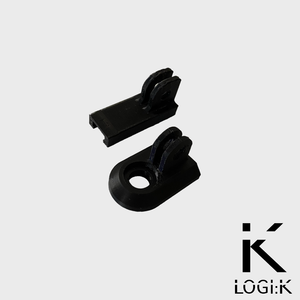 Logik Headlight Adapter for Cateye & Lezyne