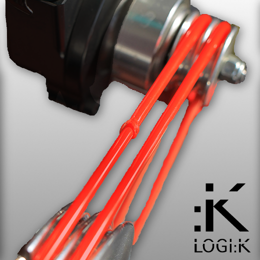 Logi:k Water Pump Belts (Heat Sealable)