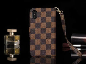 style case For iPhone 11 pro XS MAX/XR/6Splus/7 plus/8 plus leather wallet cover (Need You Select Size) FT1027-119