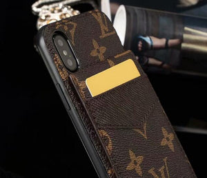 style case For iPhone 11 Pro Max/XS MAX/XR/6S plus/7 plus/8 plus leather cover (Need You Select Size)FT1027-3