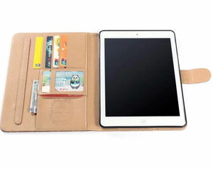 Stand Sleep Leather Magnetic Case Cover For Apple iPad 4 3 2 mini Air 2 Pro 9.7''10.2'' 10.5'' 12.9''T6E5