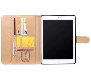 Stand Sleep Leather Magnetic Case Cover For Apple iPad 4 3 2 mini Air 2 Pro 9.7'' 10.5'' 12.9'' ku996