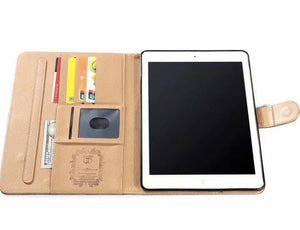 Stand Sleep Leather Magnetic Case Cover For Apple iPad 4 3 2 mini Air 2 Pro 9.7'' 10.5''10.2 12.9'' AE885