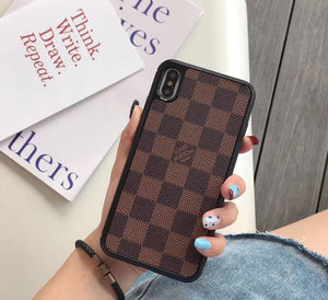 high quality leather case For iPhone 11 pro Xs Max/XR/6s plus/7 plus/8 plus  587ed