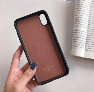 high quality leather case For iPhone 12/11 pro Xs Max/XR/6s plus/7 plus/8 plus  7272a