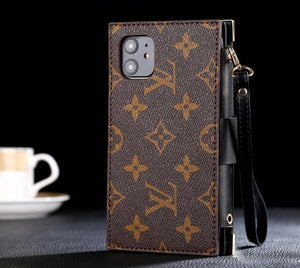 For iPhone 11 pro Xs Max/XR/6s plus/7 plus/8 plus leather wallet case high quality leather case (Need You Select Size) rty654