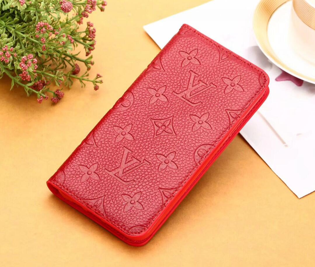 Genuine Leather wallet case for iPhone 11 Pro Max/ Xs Max/XR/6s Plus/7 plus/8 plus (Need You Select Size) N6P9S2