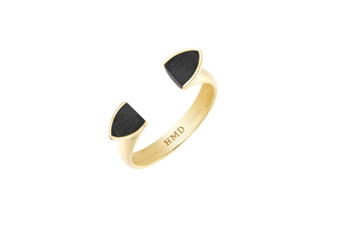Lina Ring (black)