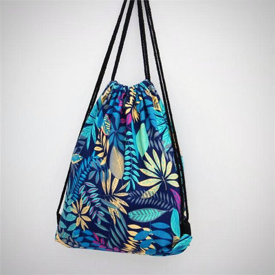 Printed Fitness Backpack - Sports Illustrated Yoga