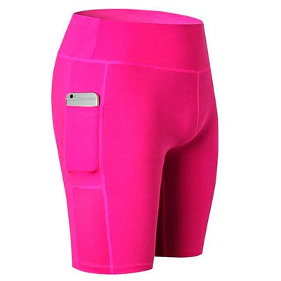Women's Workout and Fitness Shorts - Sports Illustrated Yoga
