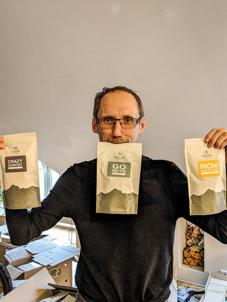 Priit from Renegade Tea Estate