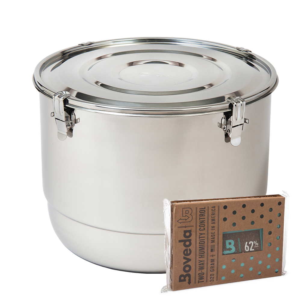 21 Litre CVault -  Humidity Controlled Storage Container