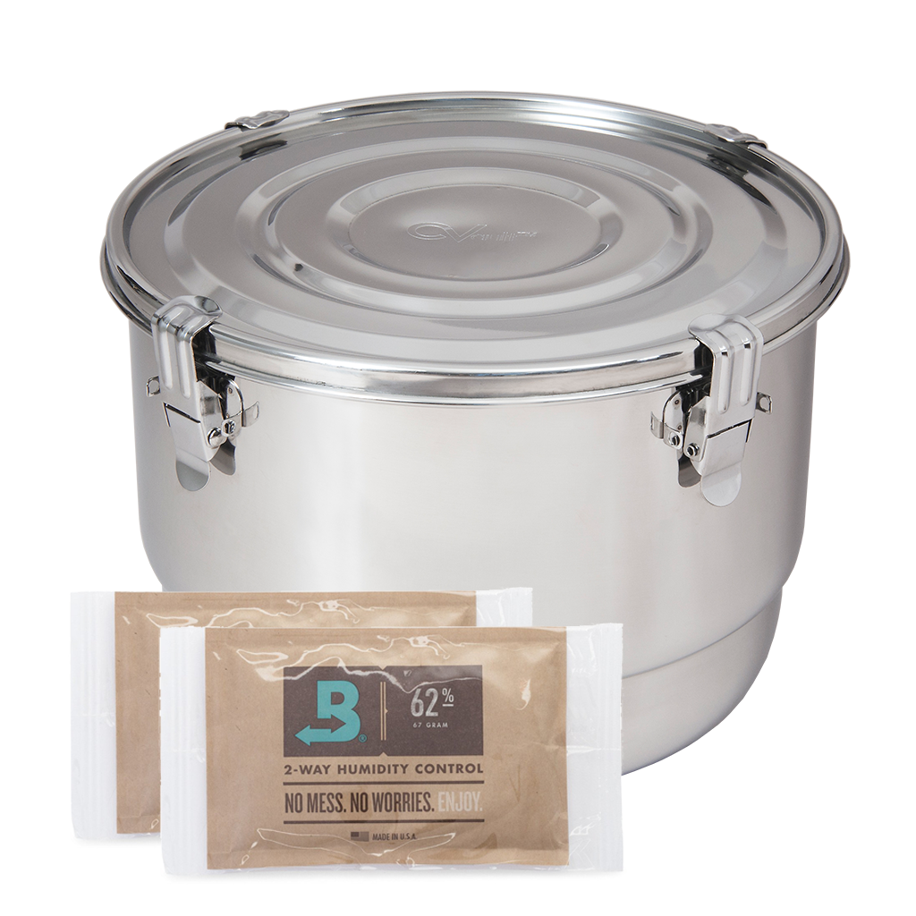 8 Litre CVault -  Humidity Controlled Storage Container