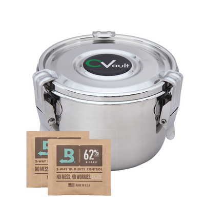 Large CVault - Humidity Controlled Storage Container