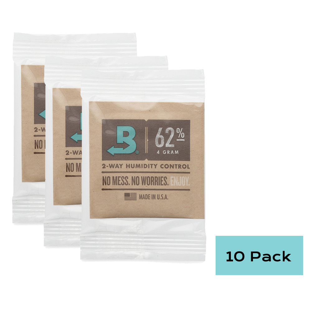 BOVEDA 4G FOR HERBAL - 10 PACK