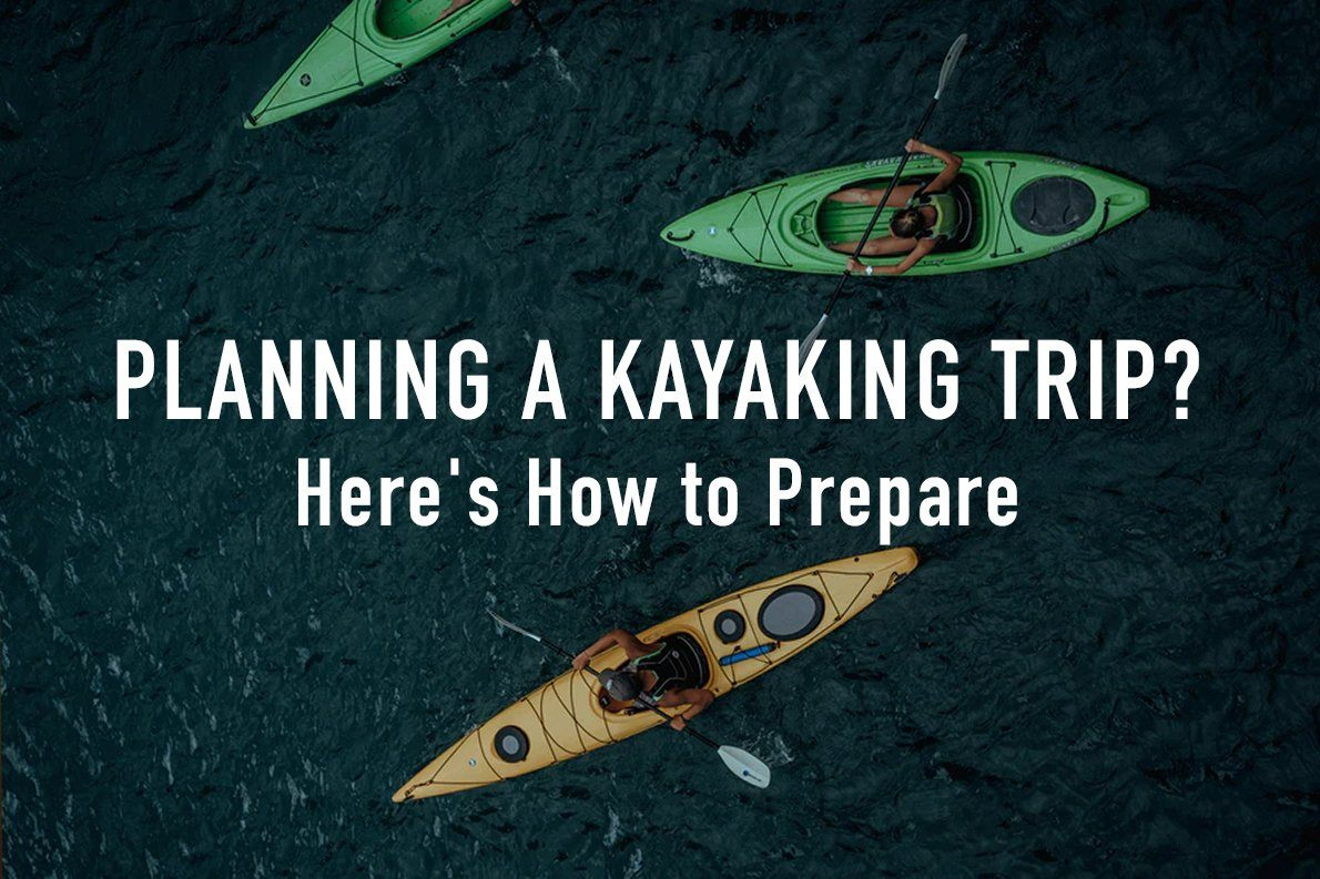 Planning a Kayaking Trip This Summer? Here's How to Prepare