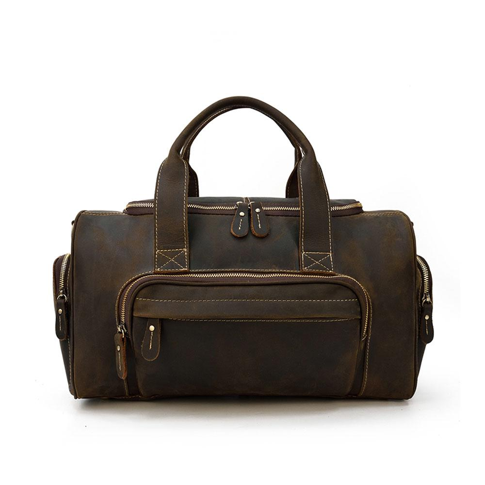Mens Leather Holdall GUAYAQUIL