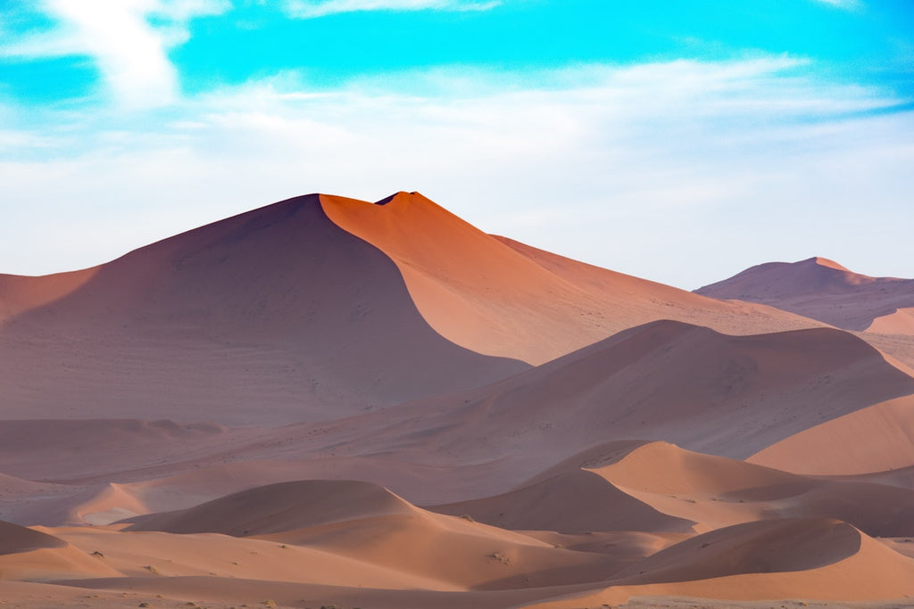 picture of the desert