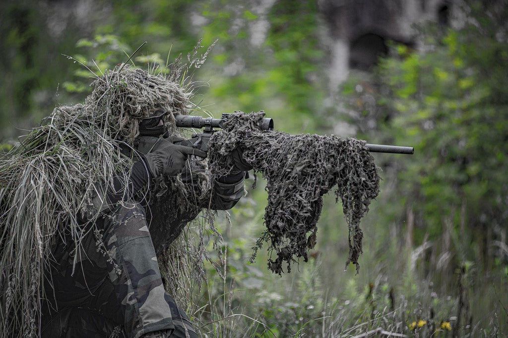 airsoft sniper camouflage