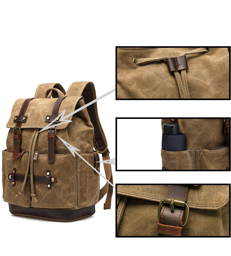 army backpack style