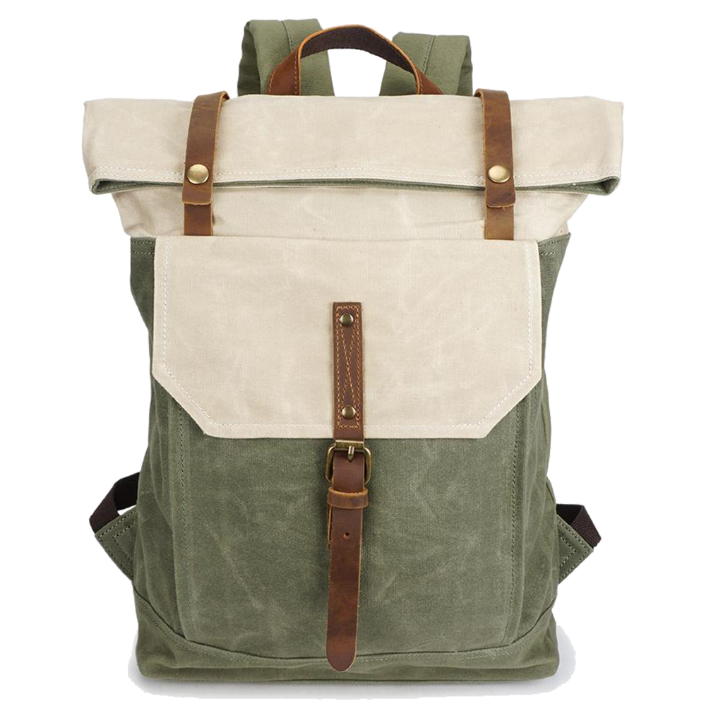 Ladies Canvas Backpack