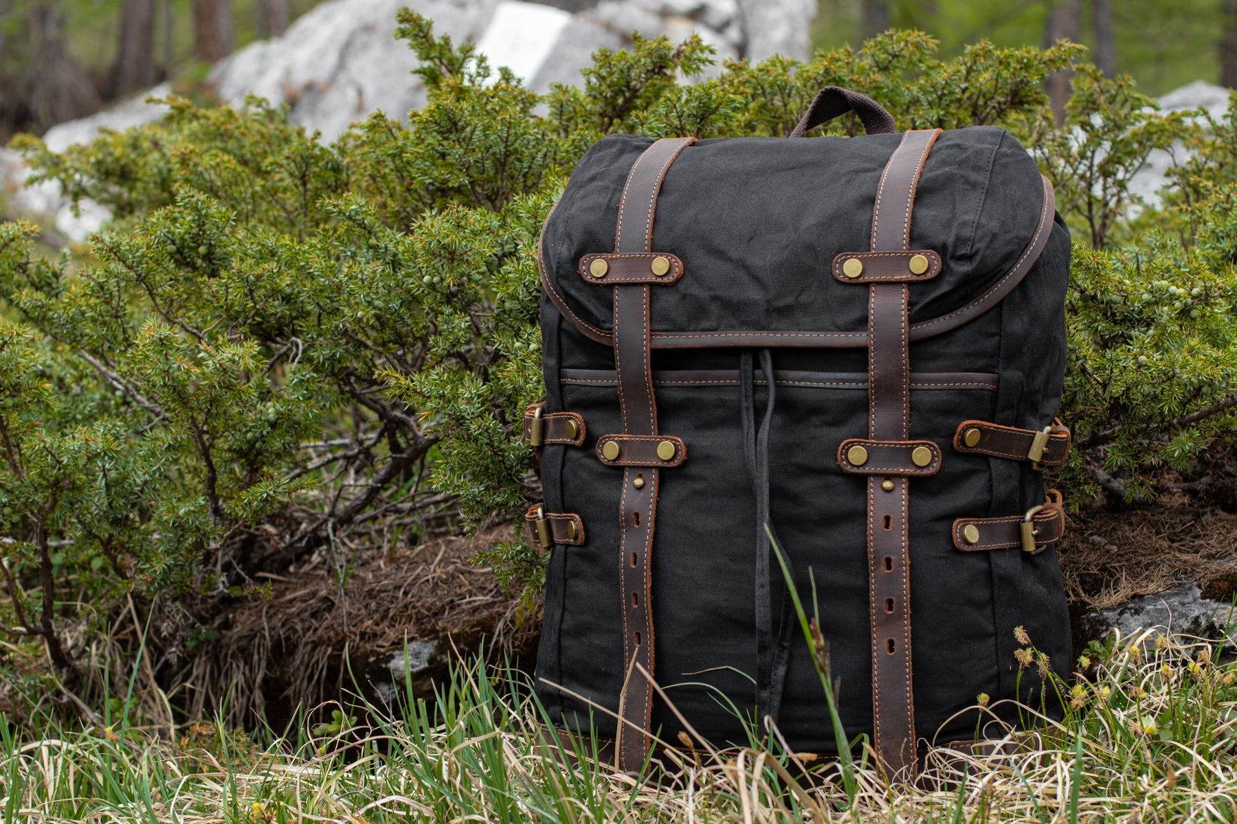 classic style backpack