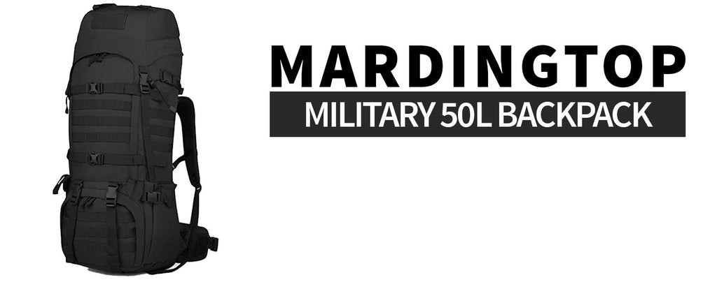 mardingtop military rucksack backpack