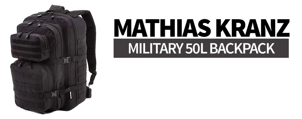 mathias kranz military backpack