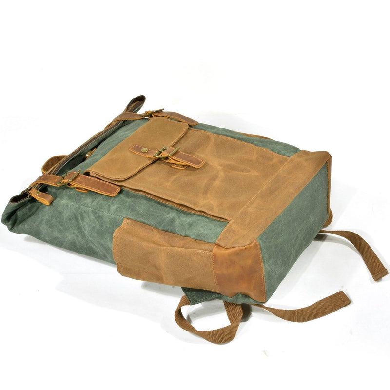 Canvas Backpack Mens <br /> VARBERG
