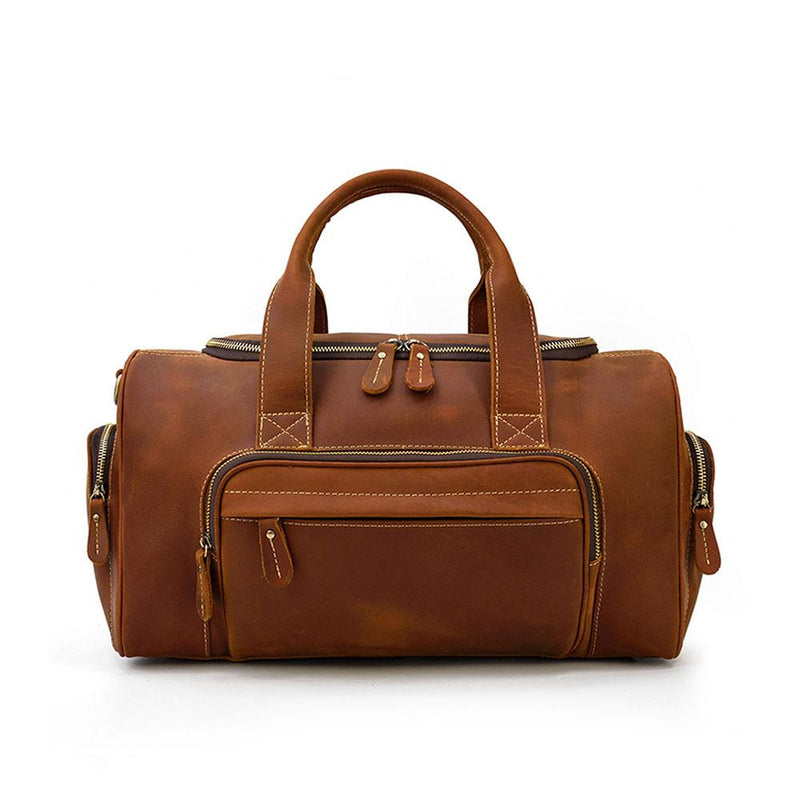 Mens Leather Holdall <br> GUAYAQUIL