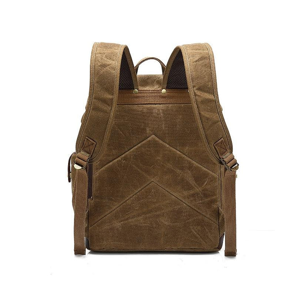 canvas rucksack military