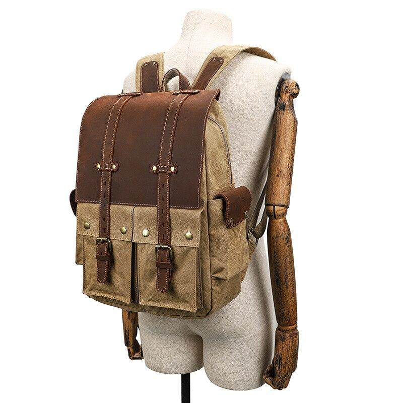 camera laptop rucksack