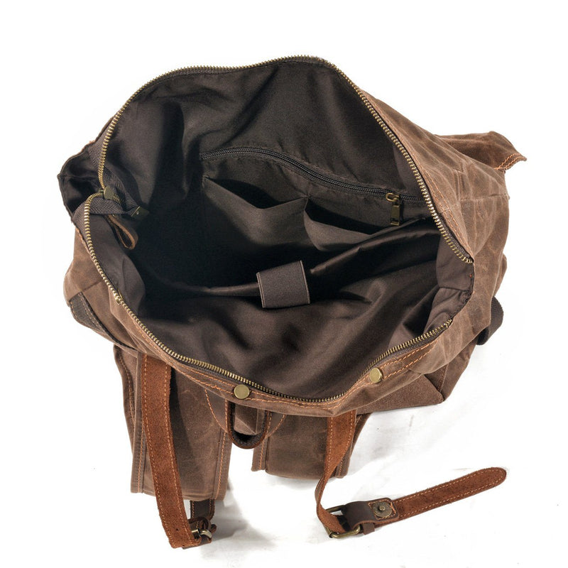 camping laptop backpack