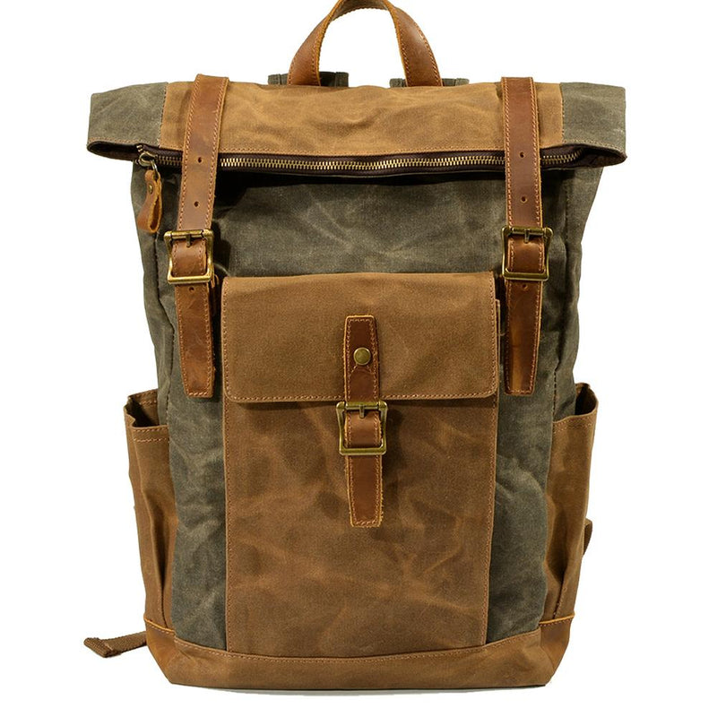 large canvas backpack mens