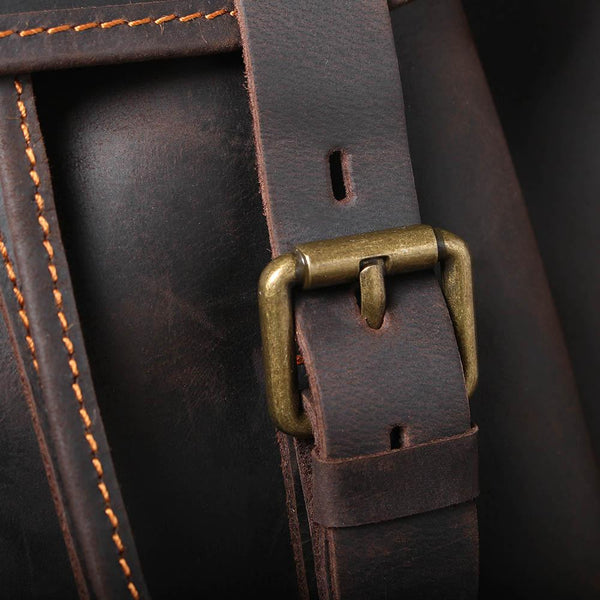 leather buckle magnetic