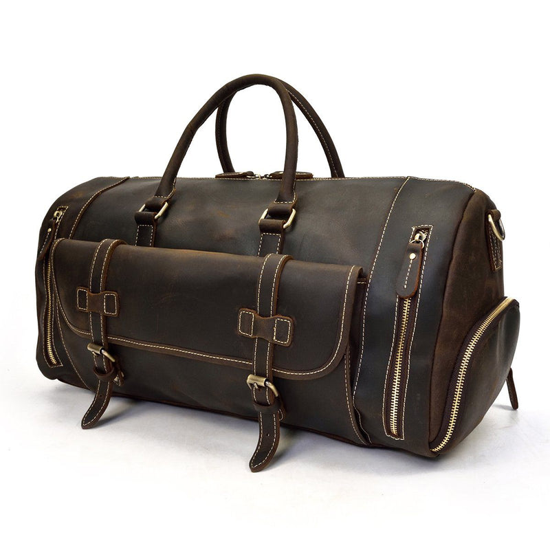 men's weekend travel bag