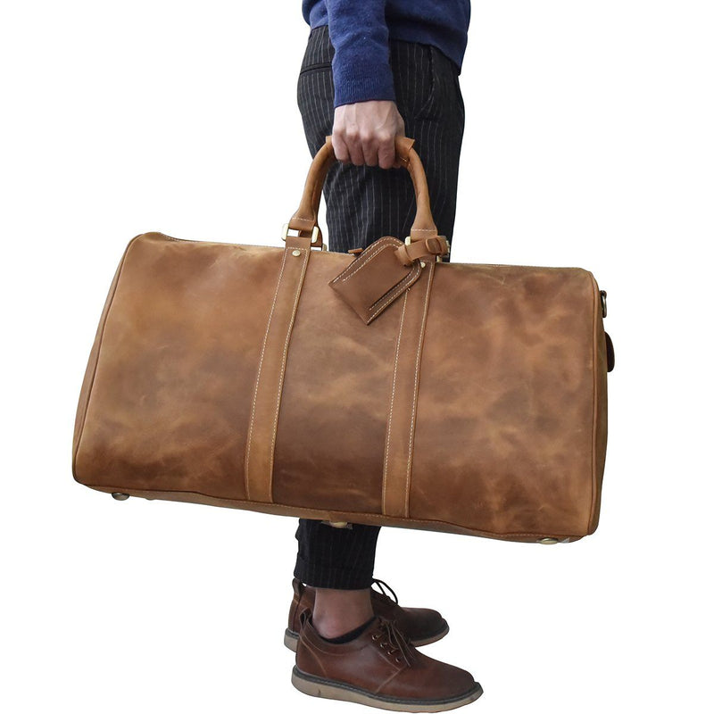 mens travel holdall
