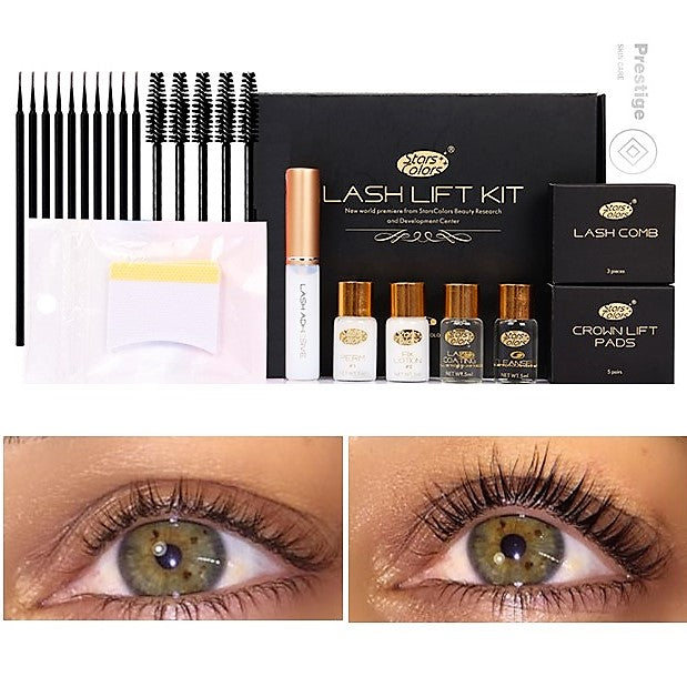 Lift Lash Kit - Permanente de Cílios / Pestanas
