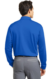 Men's Tall Long Sleeve Dri-FIT Stretch Polo
