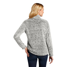 Load image into Gallery viewer, Ladies Sherpa Fleece Jacket