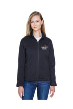 Load image into Gallery viewer, Ladies' Full Zip Sweater Fleece