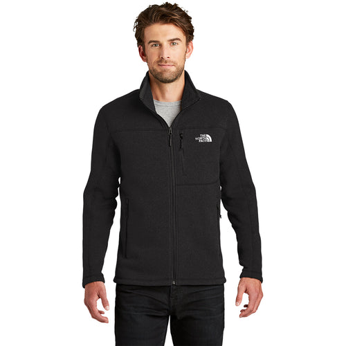 Men's North Face Sweater Fleece Jacket