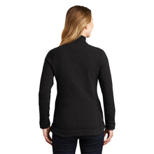 Load image into Gallery viewer, Ladies North Face Sweater Fleece Jacket