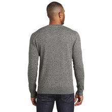 Load image into Gallery viewer, Men's Marled Crew Sweater