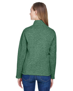 Ladies' Full Zip Sweater Fleece